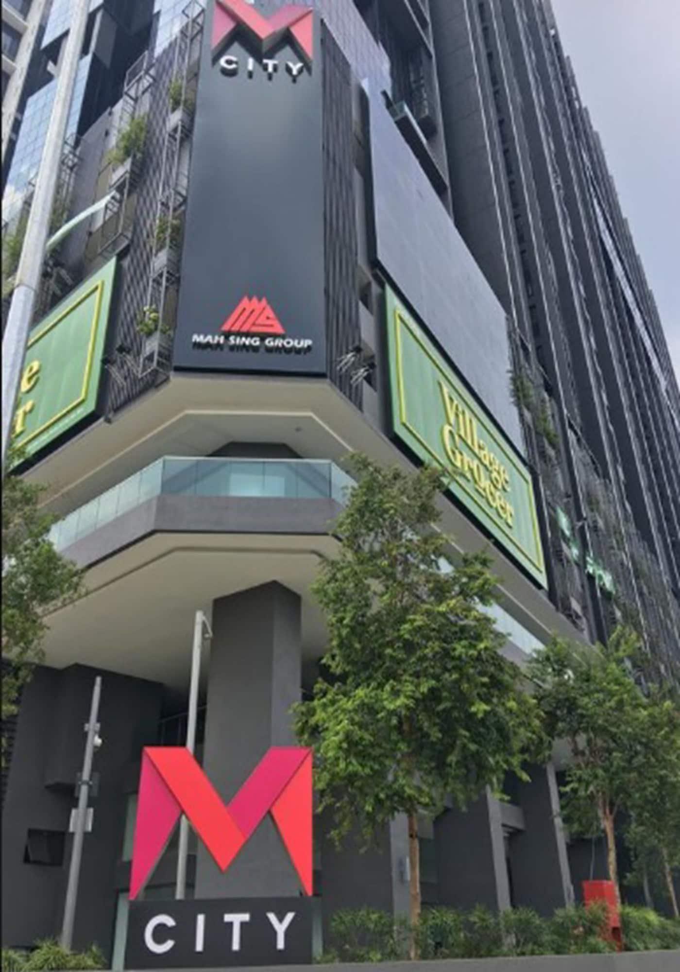 M City at Jalan Ampang, Kuala Lumpur