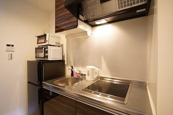 HG COZY HOTEL NO.59 Private Kitchenette