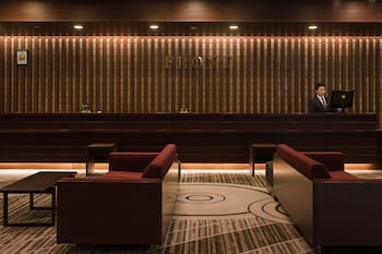 HOTEL KYOTO EMINENCE Reception