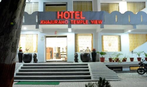 . Hotel Khajuraho Temple View