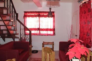 BOHOL TOURIST ACCOMMODATION Living Room