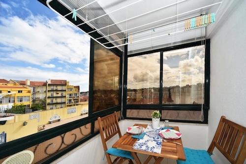 Apartment With 2 Bedrooms in Lisboa, With Wifi - 16 km From the Beach, Lisboa