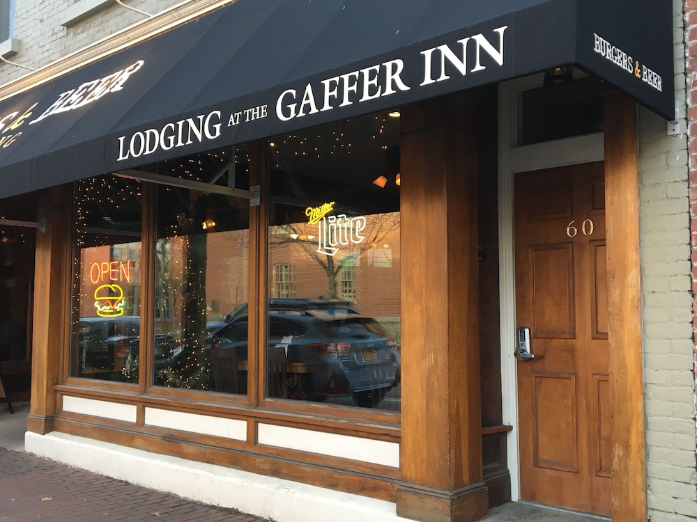 Lodging at the Gaffer Inn