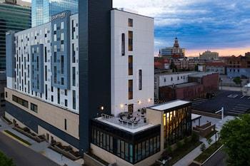 諾克斯維爾市中心萬怡飯店 Courtyard by Marriott Knoxville Downtown