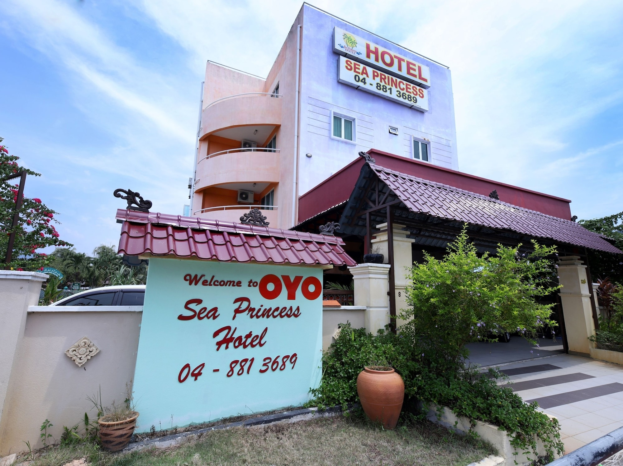 OYO 528 Sea Princess Hotel, Barat Daya