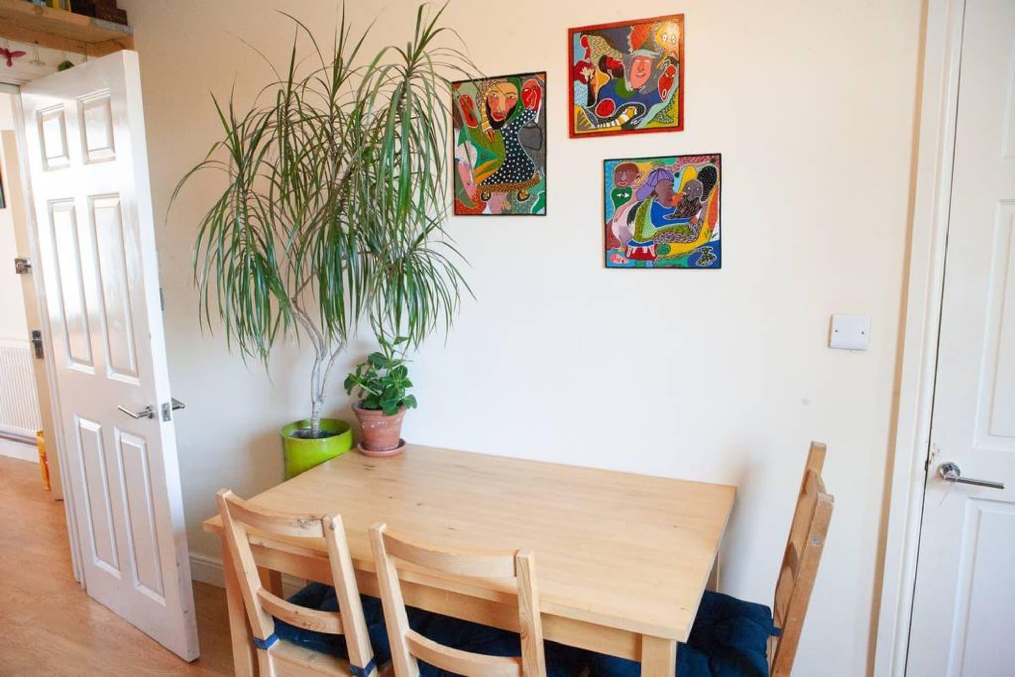 1 Bedroom Apartment With Beautiful Garden, Bristol