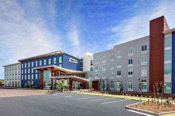 聖地牙哥機場利伯蒂站歡朋套房飯店 Hampton Inn & Suites San Diego Airport Liberty Station