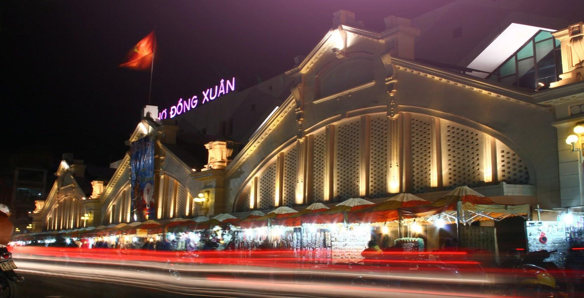 Domov Luxury Hotel, Ba Đình