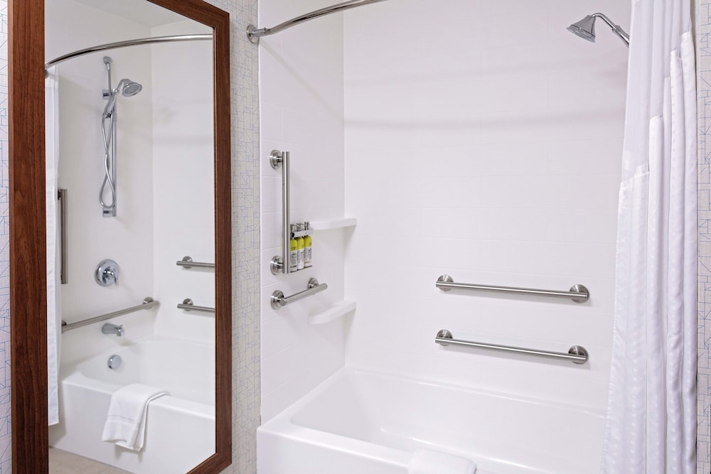 Room, 1 King Bed, Accessible, Non Smoking (Mobility, Roll-In Shower)