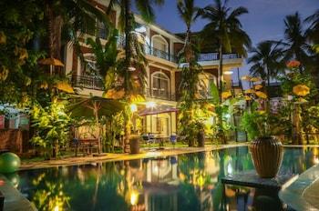 The Coconut House Villa