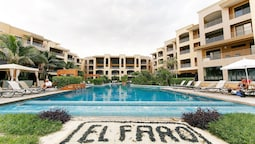 El Faro with Partial View 1 BR