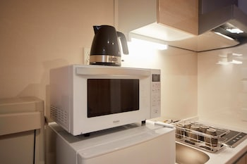 HOTEL MONDONCE KYOTO GOJO Private Kitchenette
