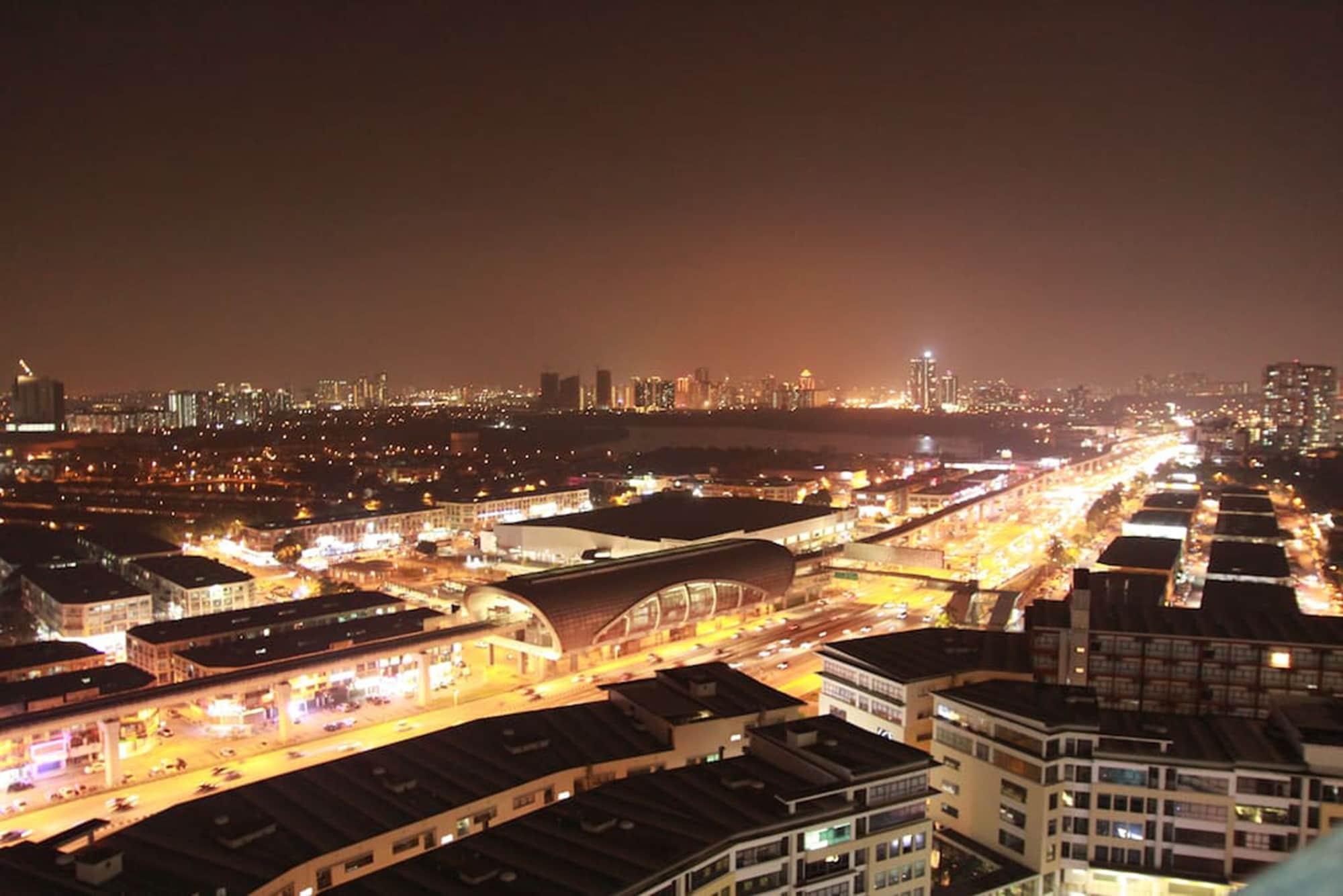 Dewy Setiawalk Puchong Fam. Apt 4-7pax near Sunway, Kuala Lumpur
