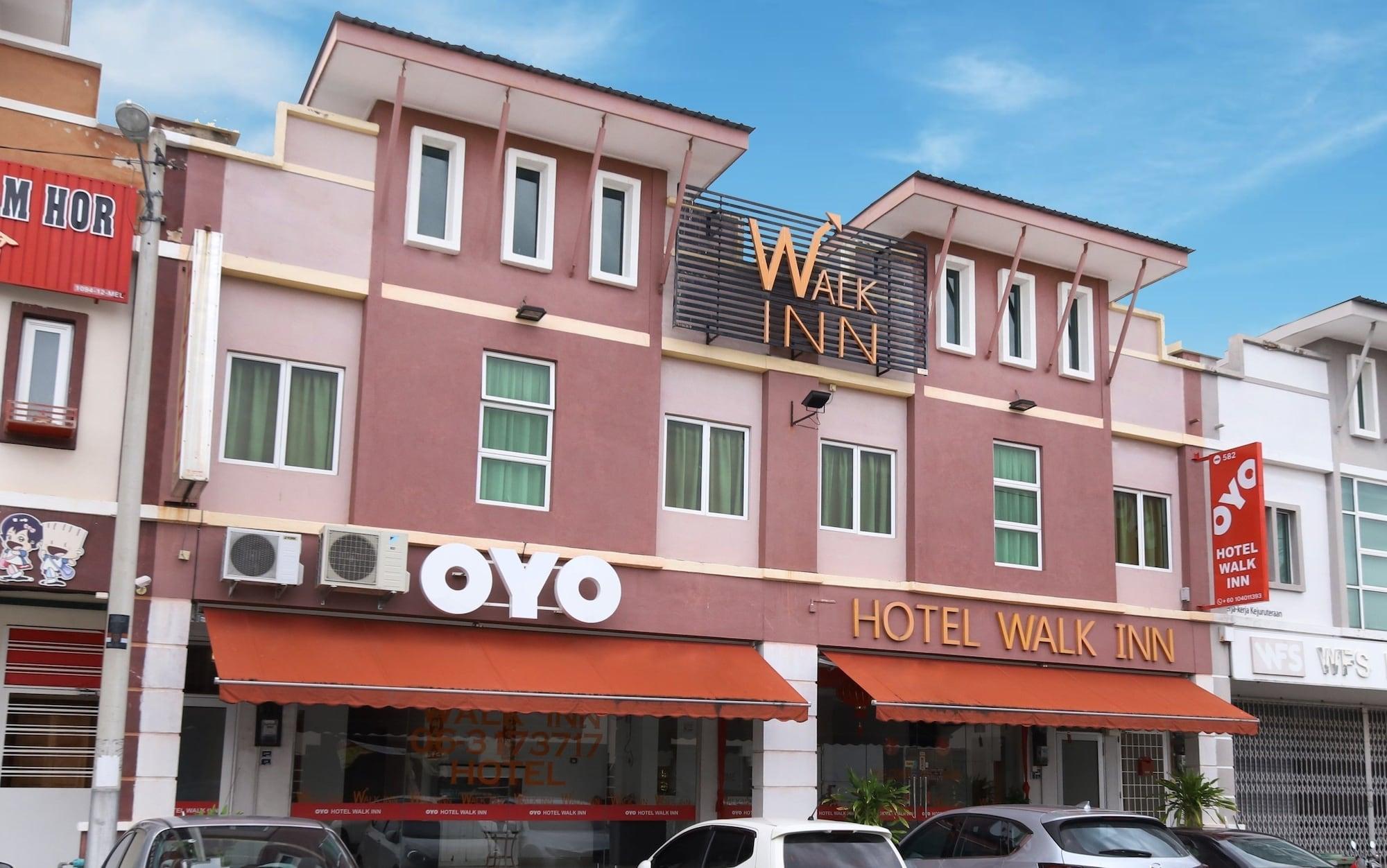 OYO 582 Hotel Walk Inn, Kota Melaka