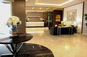 SANTORINI HOTEL Lobby