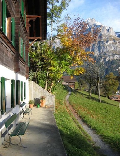Apartment With 2 Bedrooms in Grindelwald, With Wonderful Mountain View, Interlaken