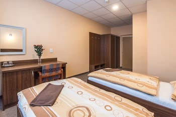 İki Ayrı Yataklı Oda