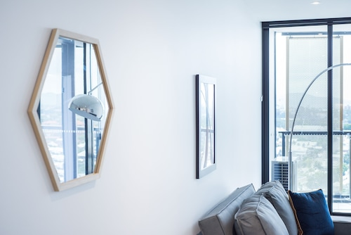 Luxury Designer Apartment with Infinity Pool, Fortitude Valley