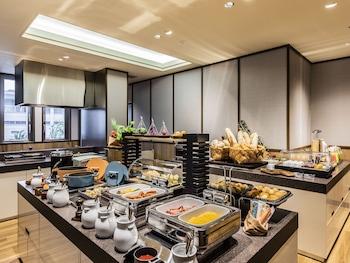 HOTEL GRACERY OSAKA NAMBA Breakfast buffet