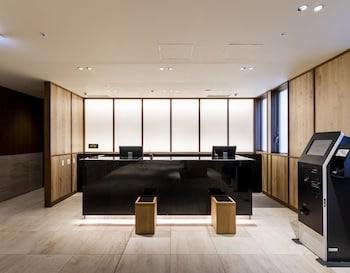 HOTEL GRACERY OSAKA NAMBA Reception