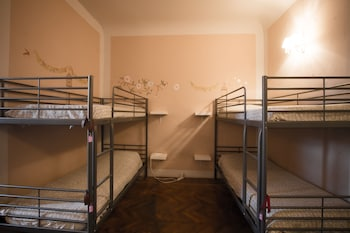 Shared Dormitory, 1 Twin Bed, Non Smoking, Shared Bathroom (B)