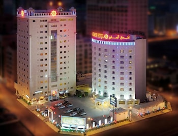 Hotel - Al Safir Tower & Residence