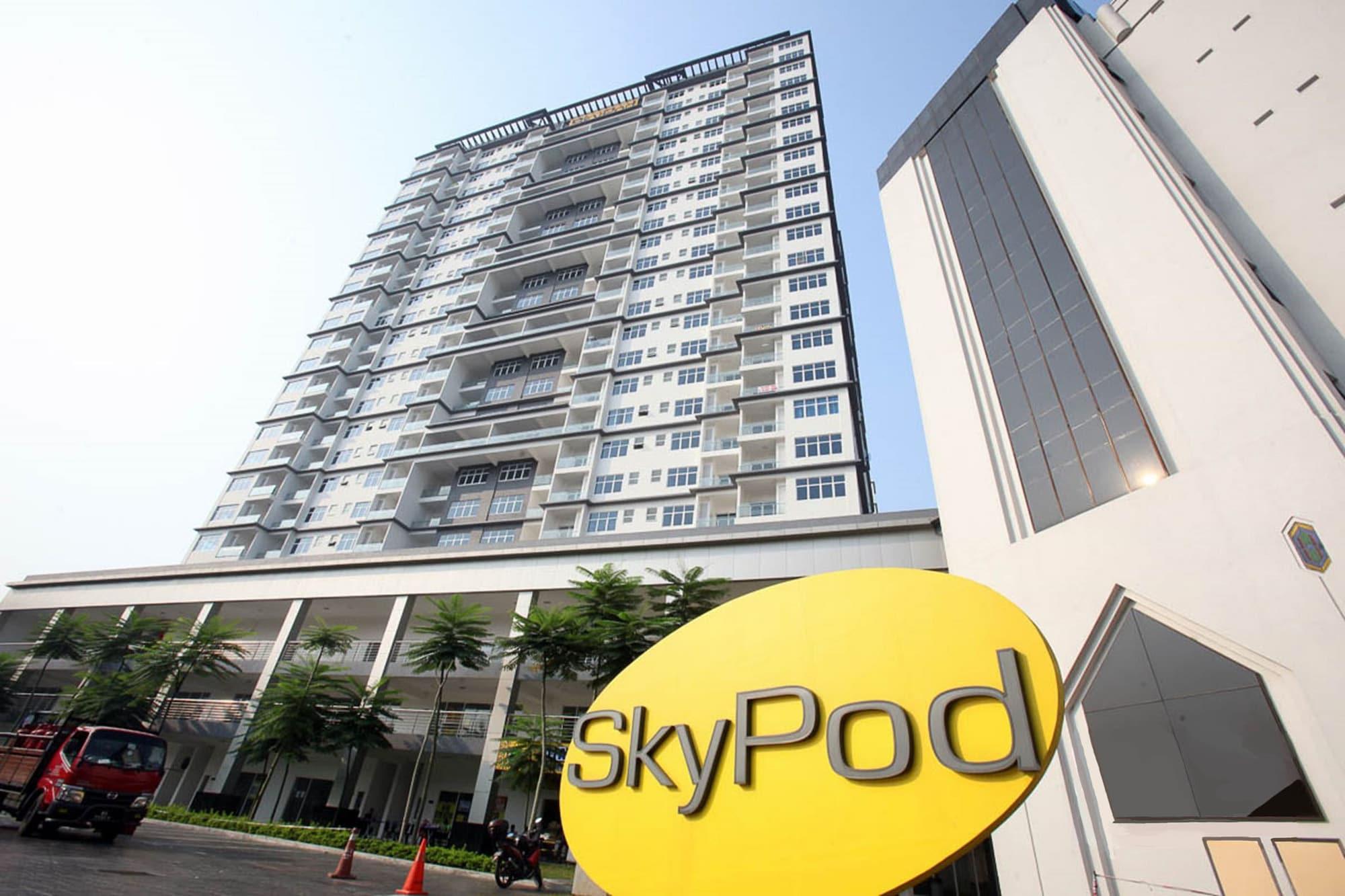 Puchong IOI Skypod Apartments, Kuala Lumpur