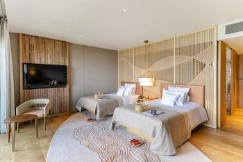 デラックス ルーム シングルベッド 2 台|62㎡|ANAインターコンチネンタル別府リゾート&スパ
