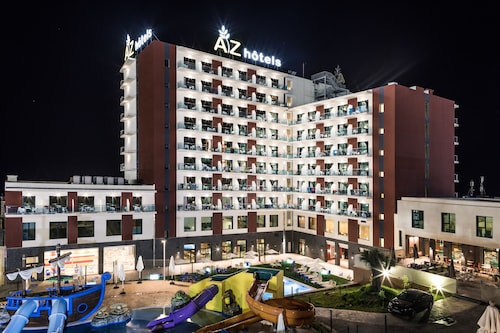Az Hotel Montana, Mostaganem