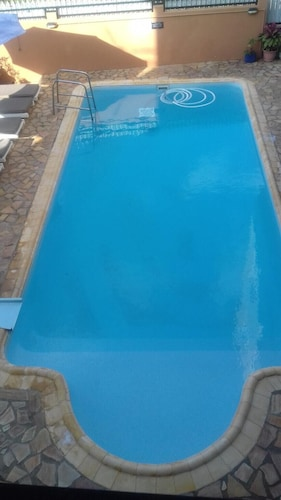 Studio in Pointe aux Piments, With Pool Access, Balcony and Wifi - 200,