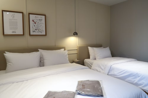 Brown dot Hotel Palyong, Changwon