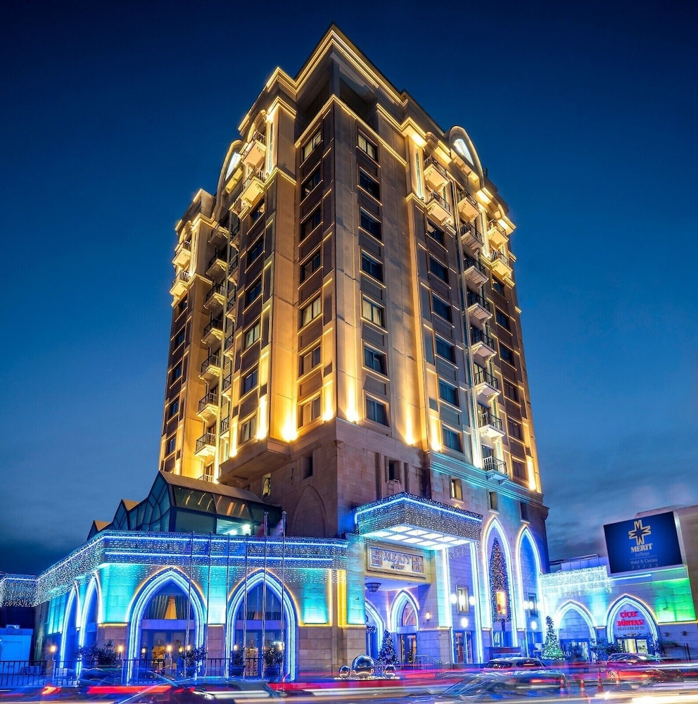 Merit Lefkosa Hotel Casino & Spa
