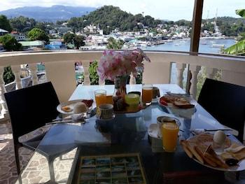 GRACE HOTEL & DIVE Breakfast Area