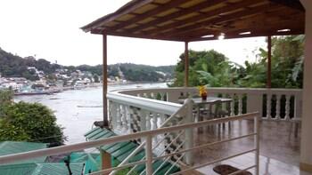 GRACE HOTEL & DIVE Balcony View