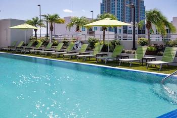 坦帕市中心運河區希爾頓惠庭飯店 Home2 Suites by Hilton Tampa Downtown Channel District
