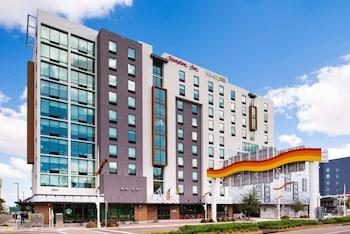 坦帕市中心運河區歡朋飯店 Hampton Inn Tampa Downtown Channel District