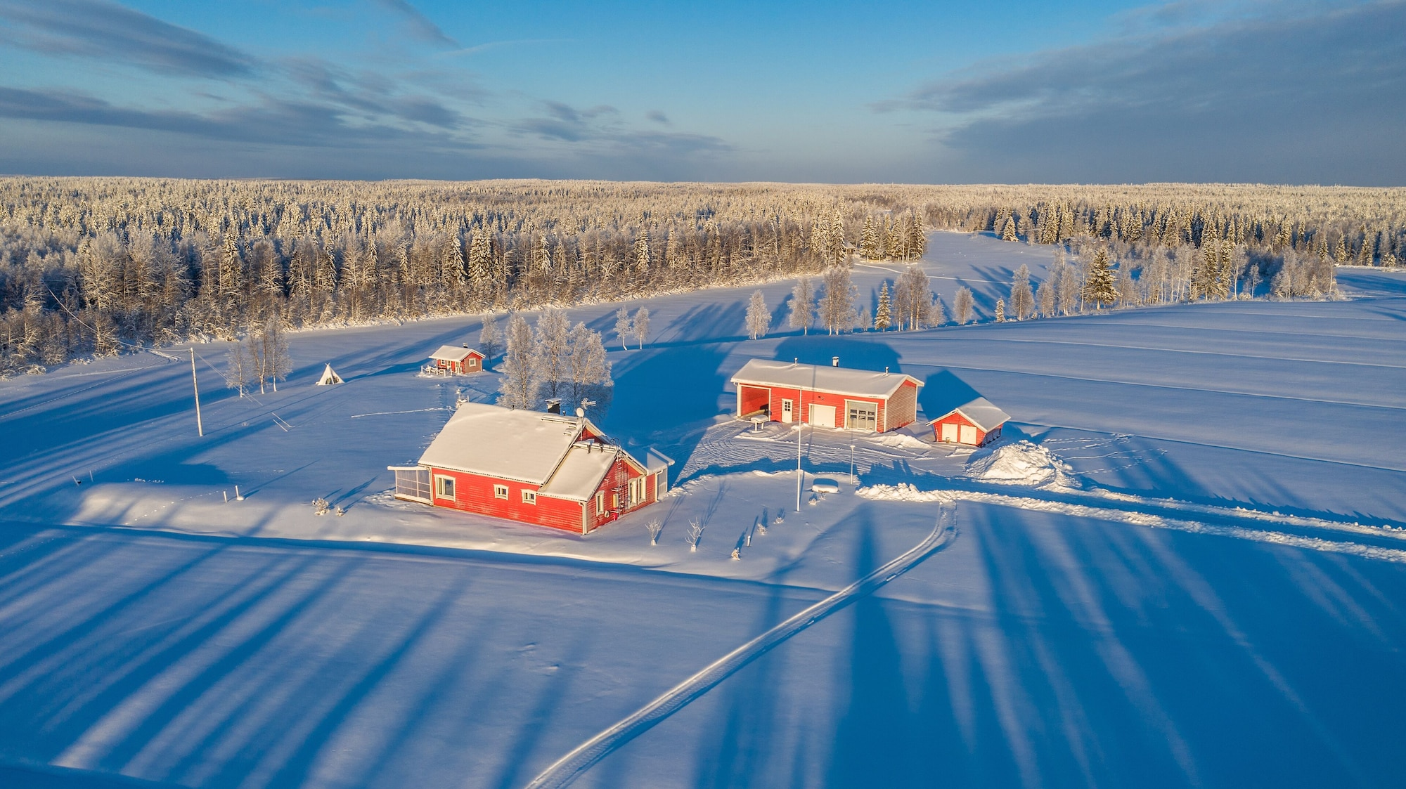 The Ultra-luxe Hommala, Lapland