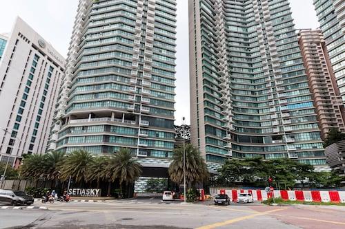 OYO 457 Home 1BR Setia Sky With Panaromic View from Balcony, Kuala Lumpur