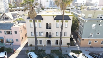 長灘會議中心綠葉飯店 Greenleaf Hotel Long Beach Convention Center