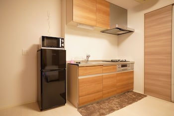 HG COZY HOTEL NO.61 Private Kitchenette