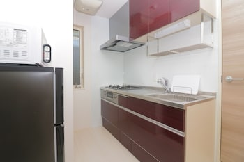 HG COZY HOTEL NO.62 Private Kitchenette