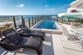 雷德安德雷迪里維埃拉頂級飯店 Rede Andrade Riviera Premium