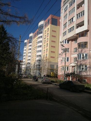 Apartment on Maloye shosse 3, Ryazan'