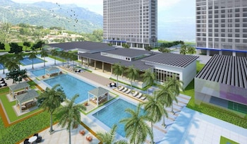 MAXSTAYS - MAX VIEW AT WIND RESIDENCES TAGAYTAY Property Grounds