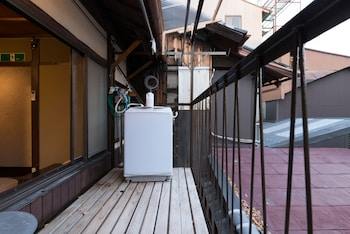 KYO-MACHIYANOYADO KOKURI Balcony