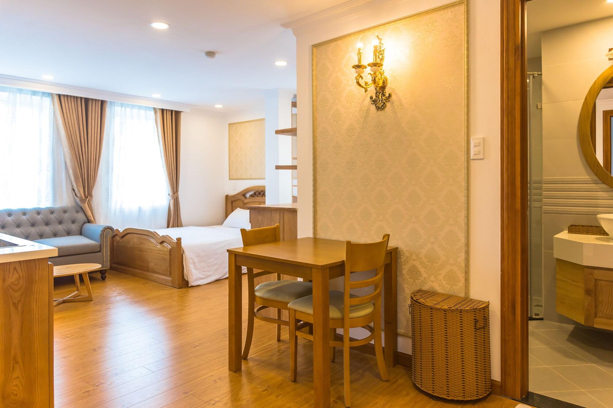 Ngan Ha Apartment, Quận 7