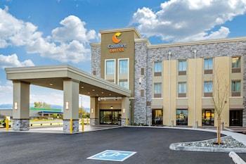 伯靈頓附近 I-5 凱富全套房飯店 Comfort Suites Burlington near I-5