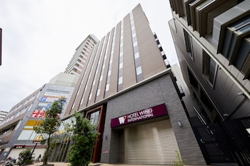 HOTEL WING INTERNATIONAL KOBE SHINNAGATA Exterior