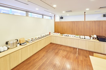 HOTEL WING INTERNATIONAL KOBE SHINNAGATA Breakfast Area