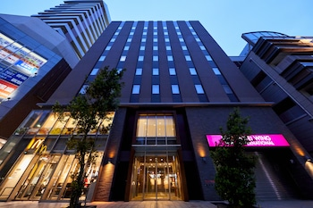 HOTEL WING INTERNATIONAL KOBE SHINNAGATA Front of Property